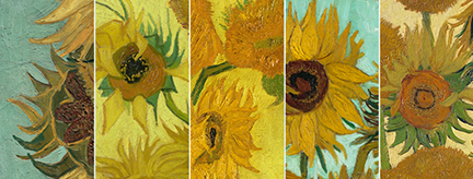 van gogh sunflowers-image-press-432