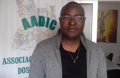 Lourenço Texe assume à presidência da AADIC