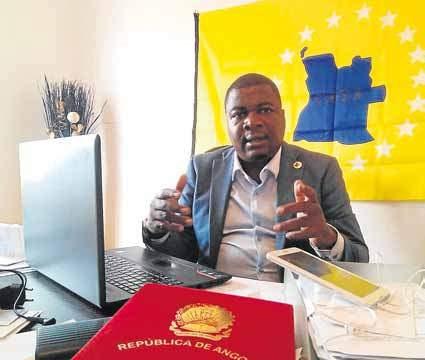 O MPLA e a UNITA destruiraram Angola e o seu povo - Serafim Simeão