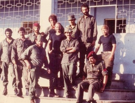 Ficheiros revelam que assessores brasileiros lutaram em 1975 ao lado do FNLA