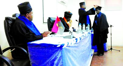 Funcionários da UAN suspensos por venda de diplomas