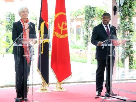 Angola vai receber mais 248 milhões de dólares do FMI de um total de 3,7 mil milhões previstos