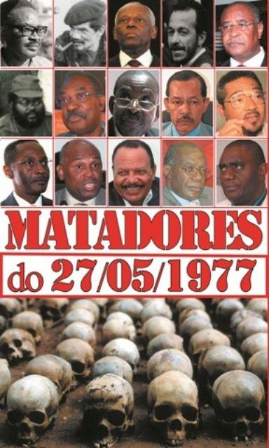 """Ex-PGR nega acusações do livro """"Matadores do 27 de Maio de 1977"""""""