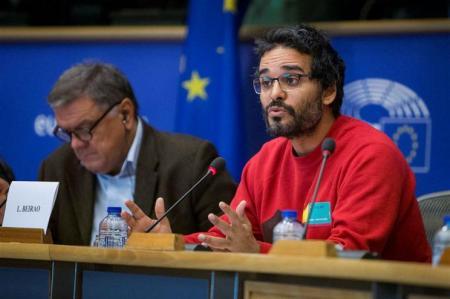 Luaty Beirão destaca que a imprensa angolana continua a ser controlada