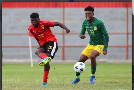 Jovem internacional angolano sub-20 cobiçado em Portugal