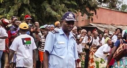 Comandante da Polícia Nacional acusado de desvio de meios da corporação