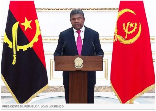 Discurso de João Lourenço no lançamento do Plano Integrado de Intervenção nos Municípios (PIIM)