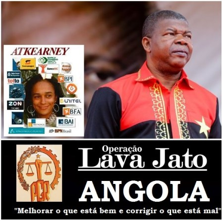 Angola já é vista como um caso de estudo no combate à corrupção