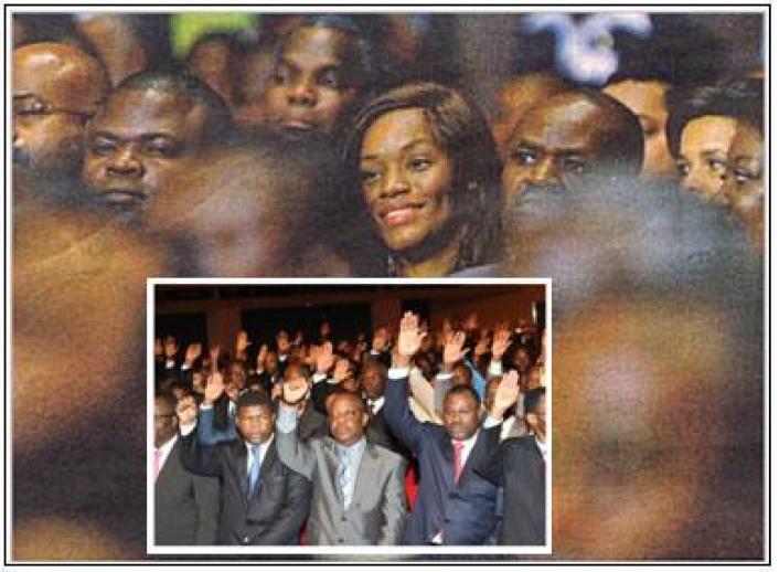 Oposição diz que caso Tchizé dos Santos reflecte crise dentro do MPLA