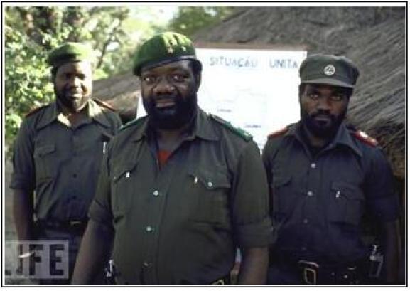 Padre interrogado por rezar missa de Savimbi