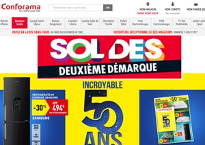 Code Promo Conforama R Duction Juillet 2017