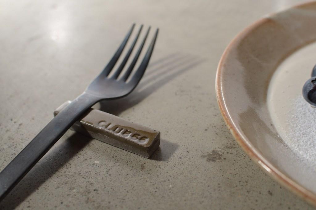 箸置き 陶芸 暮らし 焼き物 陶芸教室 リノベーション