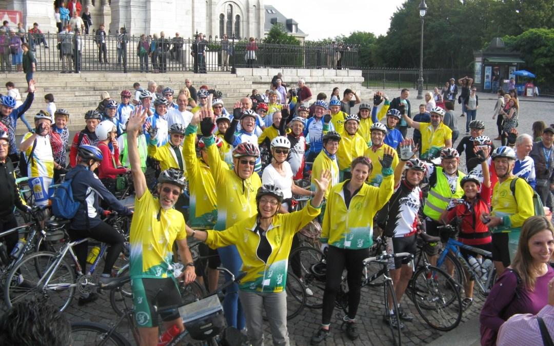 Pratiquez le vélo avec la section Vélo et Cyclotourisme de l'association
