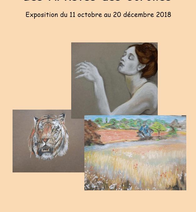 Exposition Les Artistes des Corolles du 11 oct au 20 déc 2018