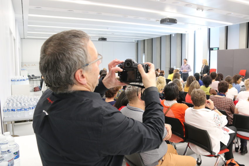 Séminaire de la filière Assistance et Appui au Management DSIT des 23 et 24 Mai par le Club Photo Nanterre