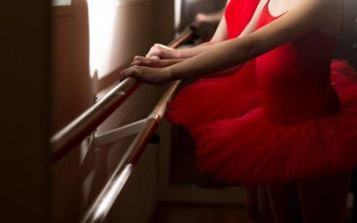 Trêve estivale… un long repos pour les danseuses !