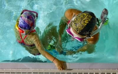 Venez découvrir les activités Aquagym,  Apnée, Nage avec palmes et Plongée sous-marine