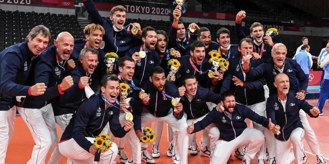 Volley-Ball Equipe De France 2021