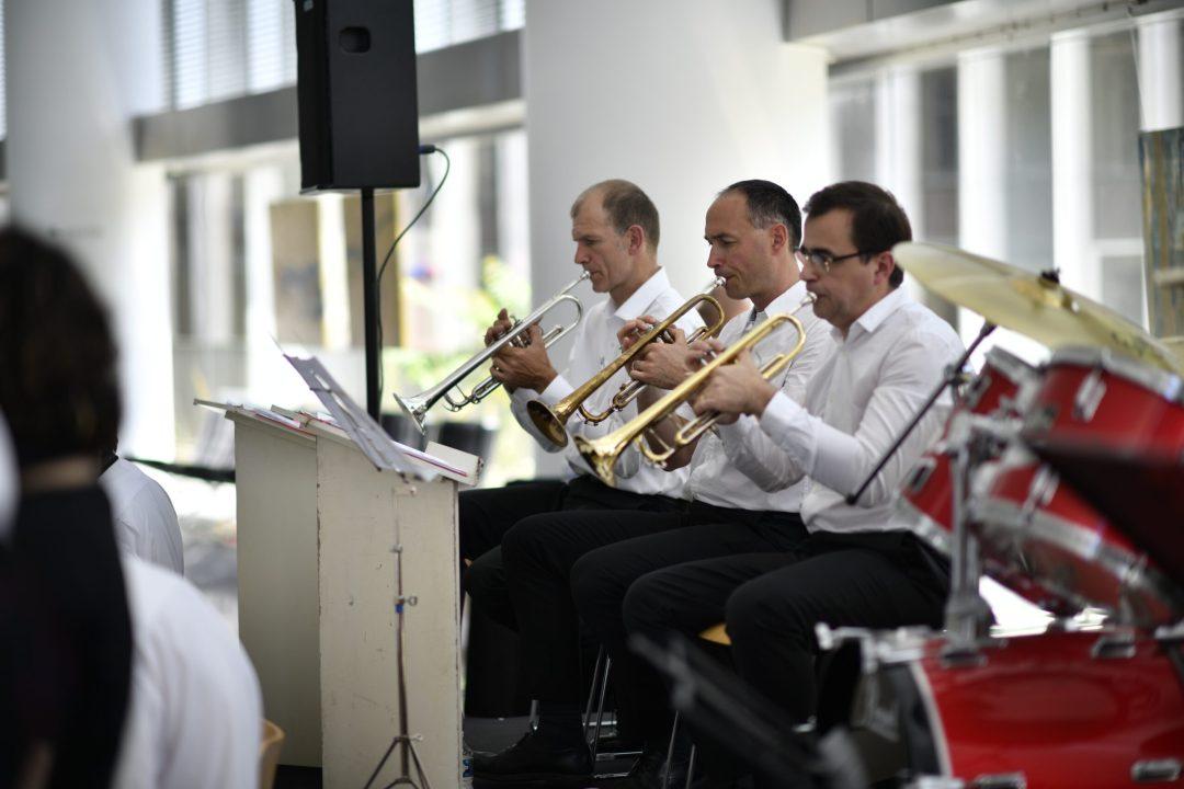 Club92Cmcas Concert  Jazz Band 2019
