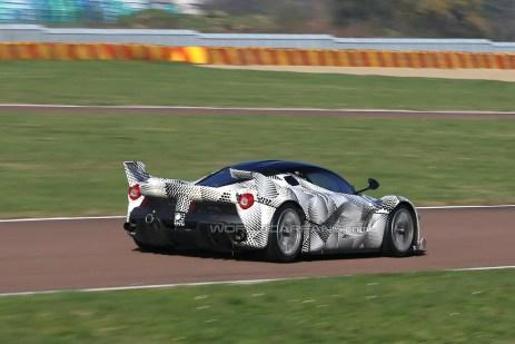 Ferrari LaFerrari XX e