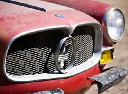 Maserati A6G 2000 Coupé Allemano asta 4