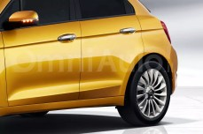Fiat 500 5 porte rendering 2