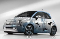 Fiat 500 Garage Italia Customs: messe all'asta a Saint Tropez