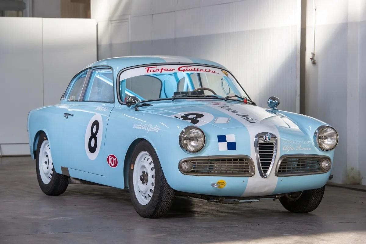 Alfa Romeo al salone Milano AutoClassica verranno proposti allasta 6 auto