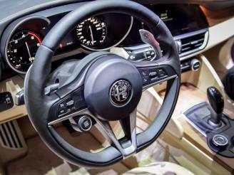 Alfa Giulia 2016
