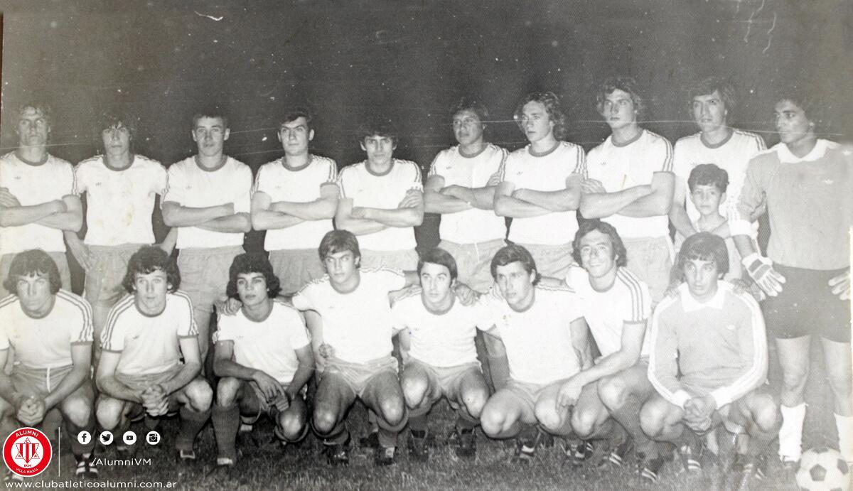 Campeón Provincial 1977