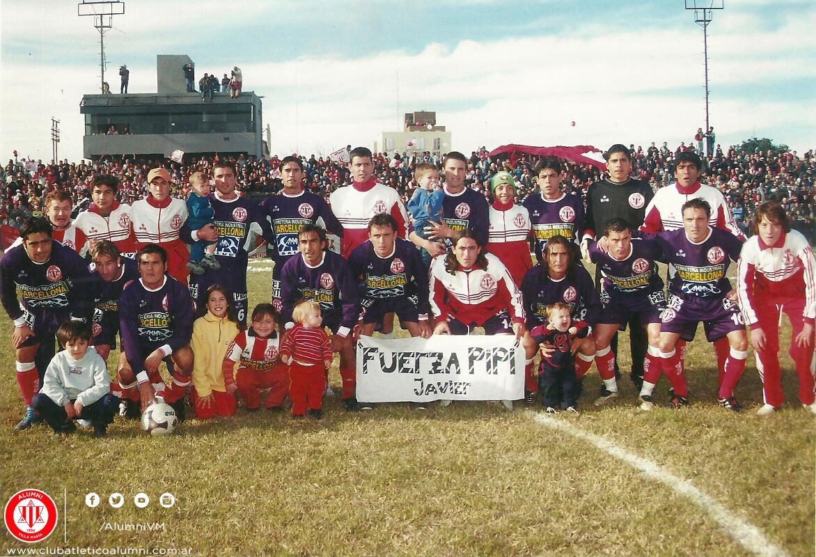 Final Torneo Argentino B 2003/2004 Vs Candelaria de Misiones