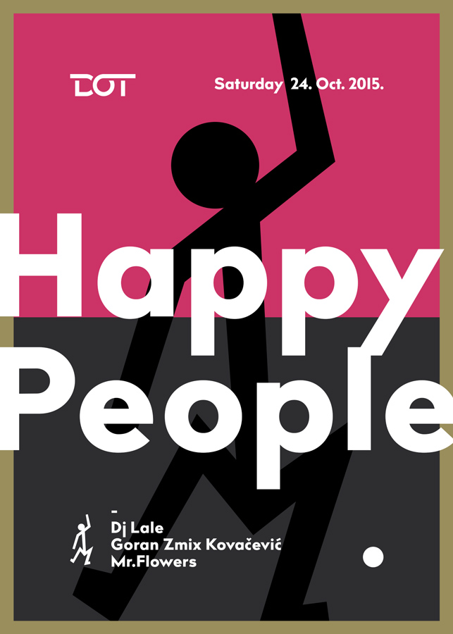 Happy People u Dotu 24.10.