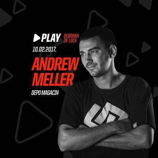 Andrew Meller: 'TKNO i ja radimo b2b, tako da spremite nogice'