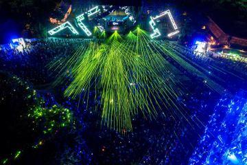 Sinoć No Sleep festival na Exitu - večeras radi cela tvrdjava!