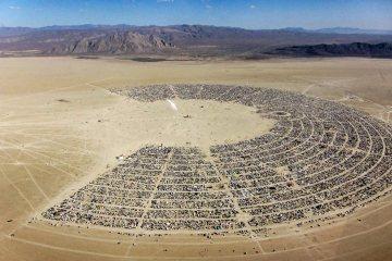 Burning Man ostaje bez lokacije 2019. godine?