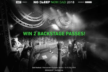 Doživi No Sleep iza scene na najboljem evropskom festivalu!