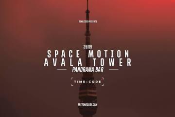 Space Motion nastupa na Avalskom tornju