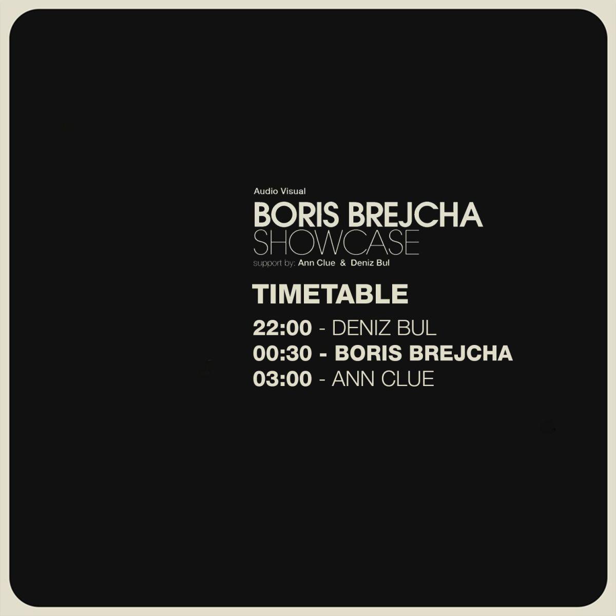 Večeras je Boris Brejcha Showcase!