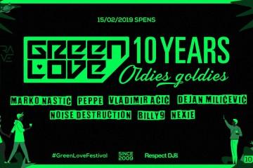 Ulaznice za Green Love Oldies Goldies po promo ceni samo do subote