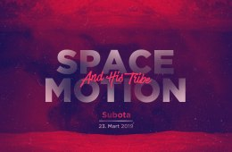 Space Motion ovog vikenda u Kafematu