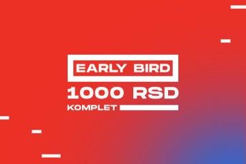 U prodaji early bird ulaznice za Naissus Fest