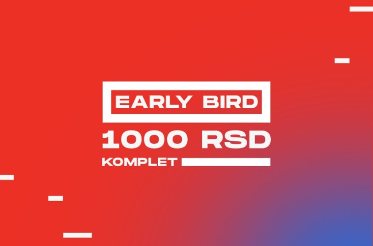 U prodaji early bird ulaznice za Naissus Fest