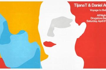 Prvi 'Voyage to Belgrade' parti Tijane T