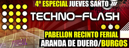 Techno-Flash Especial Jueves Santo