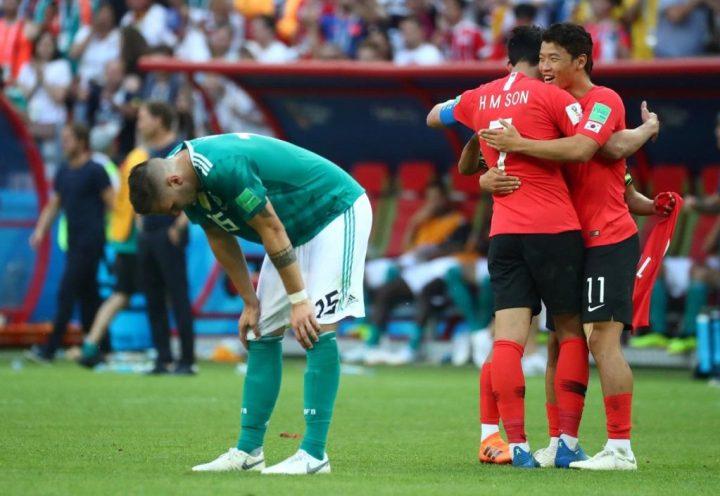 Germania Corea Sud Mondiali 2018 | Numerosette Magazine