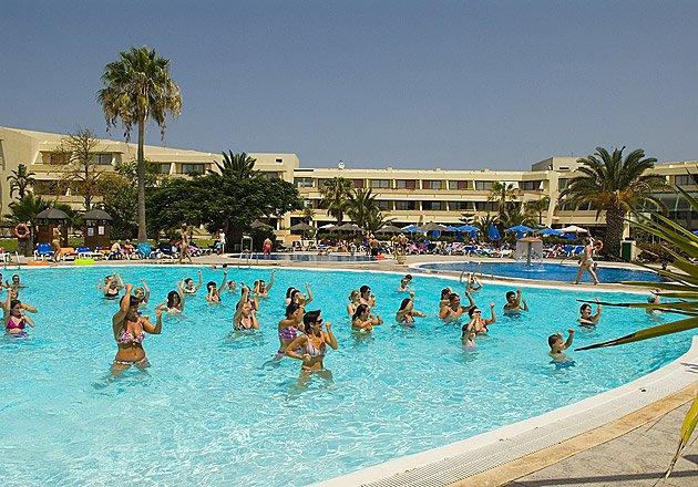 HOTEL HESPERIA PLAYA DORADA Alojamiento Hotel en Yaiza Las Palmas