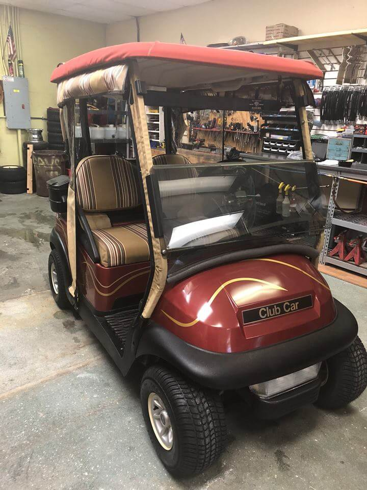 Under $4000 - Club Car of Sun City on old golf caddies, cushman carts, old wheels, old golf tees, old parts, old electric cart, jakes carts,