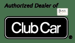 Club Car Authorized Dealer Logo Black bg - Club Car Authorized Dealer Logo Black-b&g