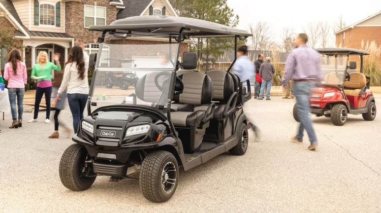 6passonward 1 - Club Car Onward - 6 Passenger