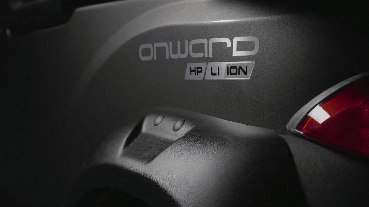 Onward LiIon side - Club Car Onward - Lithium Ion